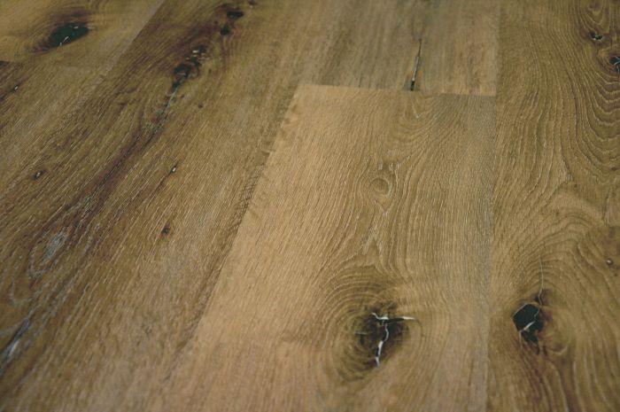 Future Oak mit Trittschalldämmung (earthly)