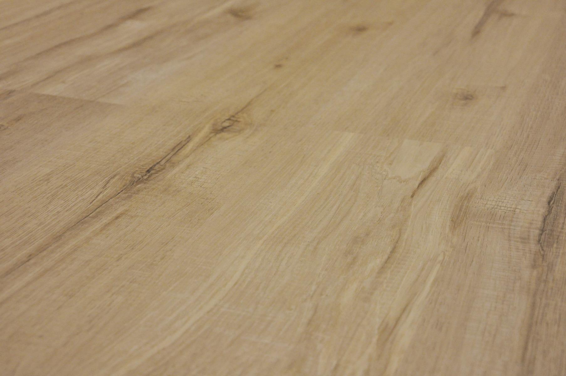Future Oak mit Trittschalldämmung (grey wood)  Handmuster