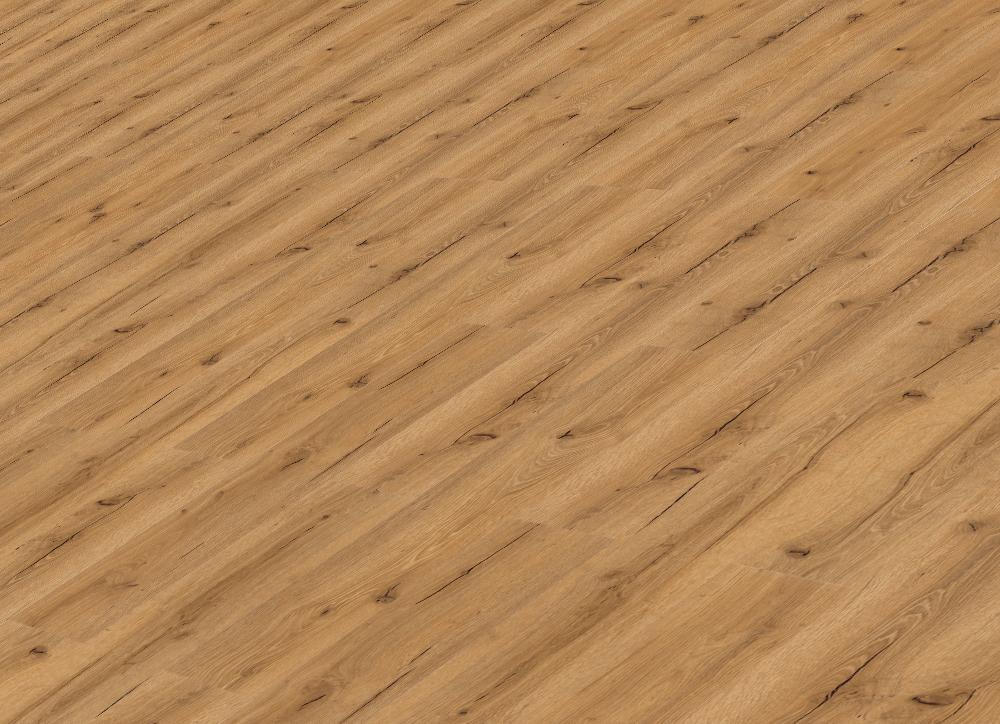 Future Oak mit Trittschalldämmung (natürliche Dunkle Eiche) Musterstück