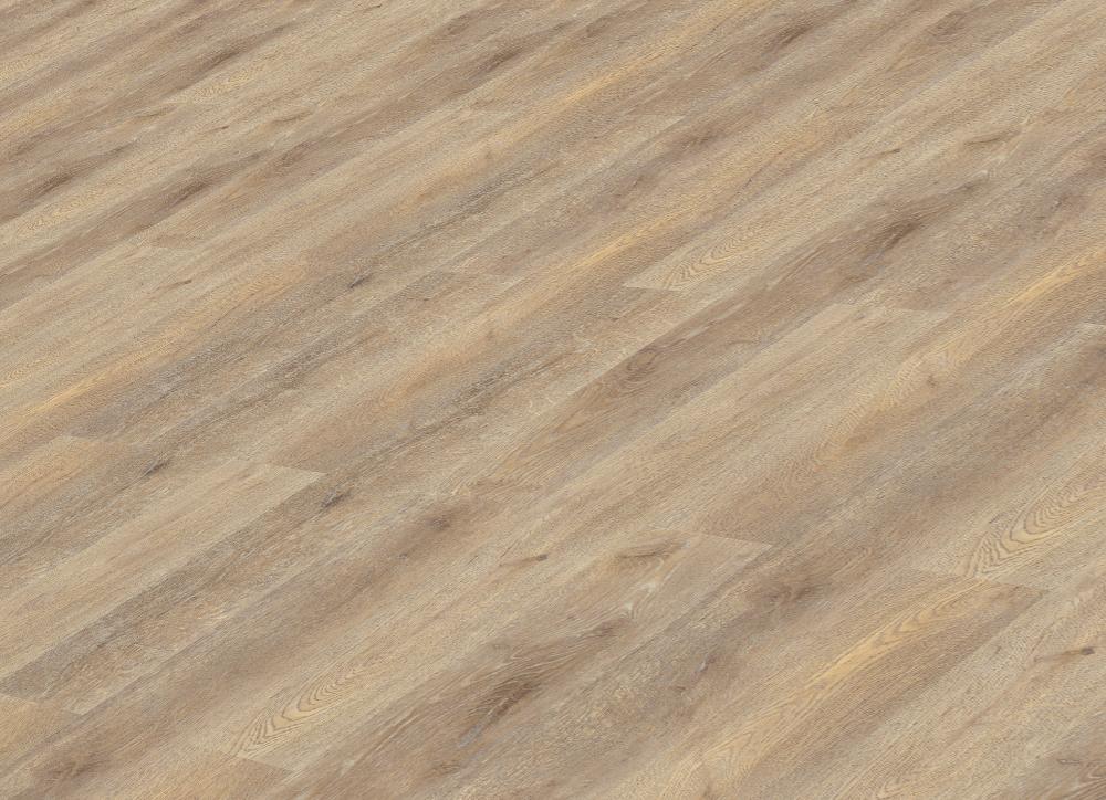 Future Oak mit Trittschalldämmung (Sand/ Hell) Handmuster